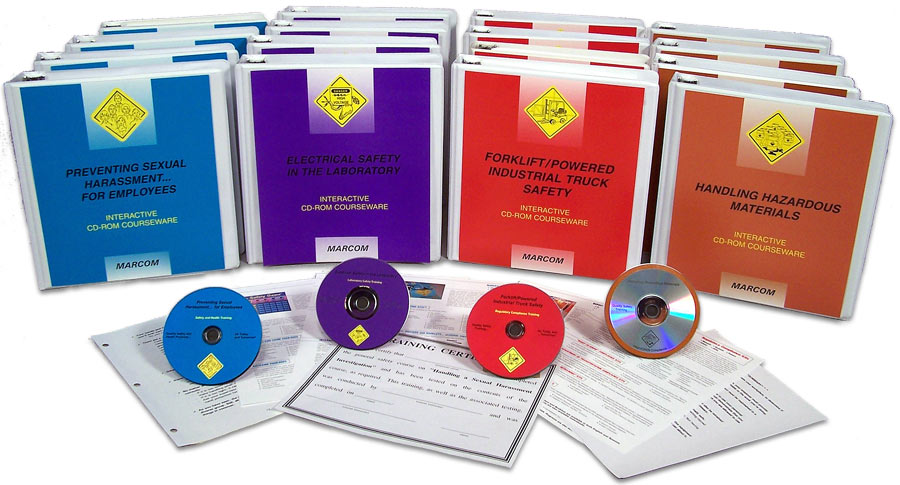 DID YOU KNOW? There is an abundance of OSHA training materials in book and CD form that can be used by employers and employees alike to make sure they are up to date on the safety standards and regulations that pertain to their industry and job. Also there are alot of other type of materials such as safety posters and games that can be used to make sure that employees and even employers know how and what safety regulations need to be followed. Safety posters can be generally informative of regulations that can pertain to their specific job and/or industry or can direct employees where to find safety items such as emergency showers and flushing stations. Keep up to date and informed!